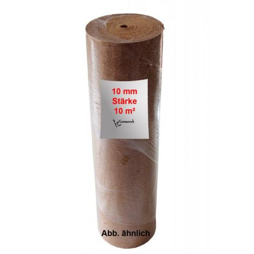 Rollenkork 10mm Stärke