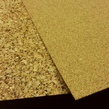 Roll cork 2mm | 0,5m² [cut] (100x50 cm, 1 piece)