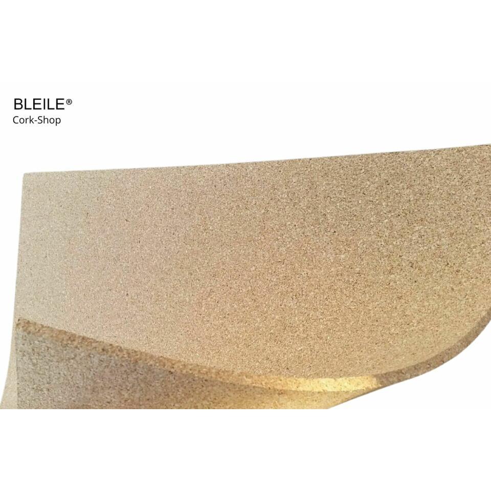 Trittschalld/ämmung Pinnwand Rollenkork L/änge 10m St/ärke 8mm Breite 1m