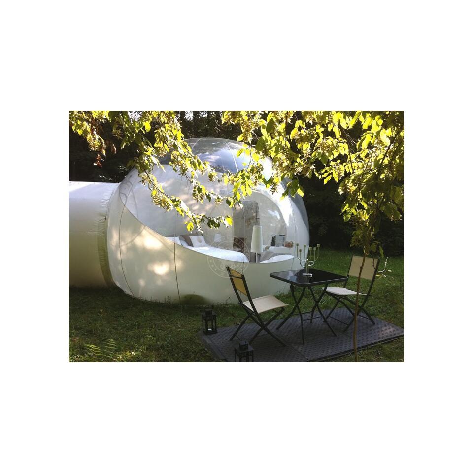 Aufblasbares Luftzelt Bubble Tent Pavillion Wintergarten, 10.10,10 €