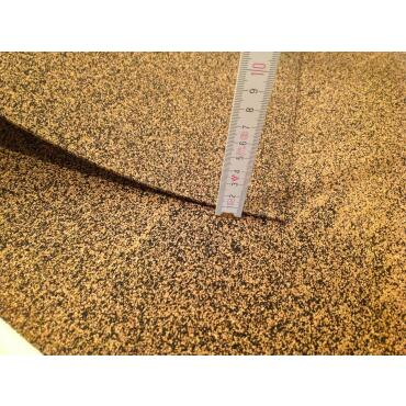 korkplatten flexibel hochwertig geschliffen 100 x 50 cm 2 30. Black Bedroom Furniture Sets. Home Design Ideas