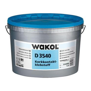 Cork contact adhesive WAKOL 0,8 - 5.0 kg