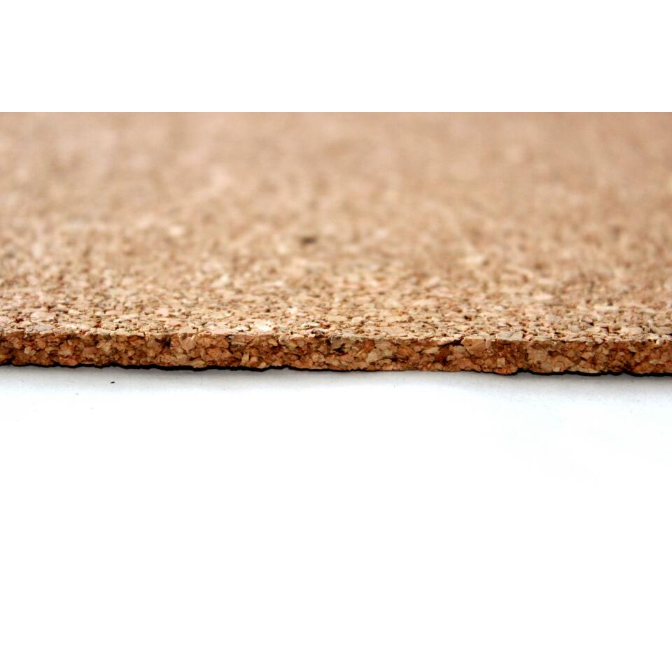 Sehr Pinnwandkork XXL: hochwertige Korkplatte (94x58cm), 5,90 € AL49