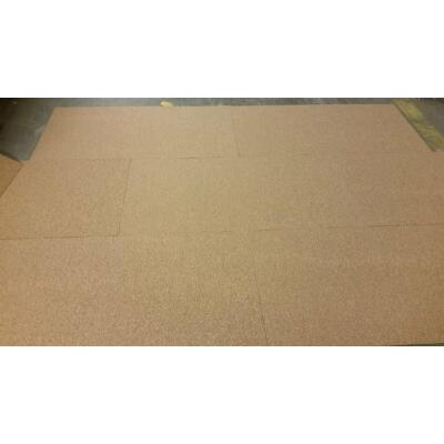 Cork board: high-quality, flexible 100 x 50 cm 2-8 mm