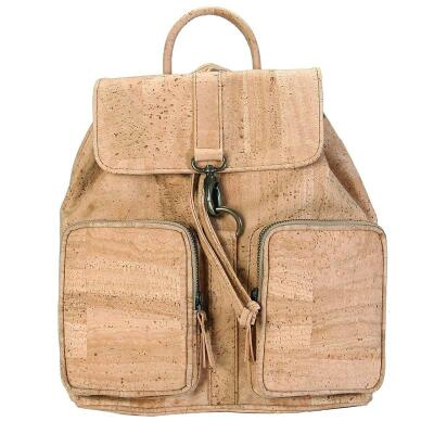 Backpack from vegan cork fabric Amadora