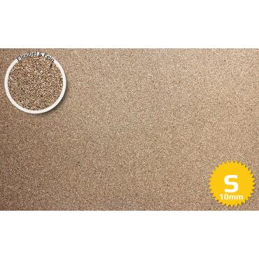 Pin board cork plate 63x46,5cm 10mm
