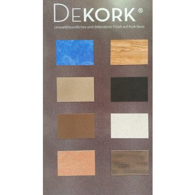 Colour for cork coatings 2 kg
