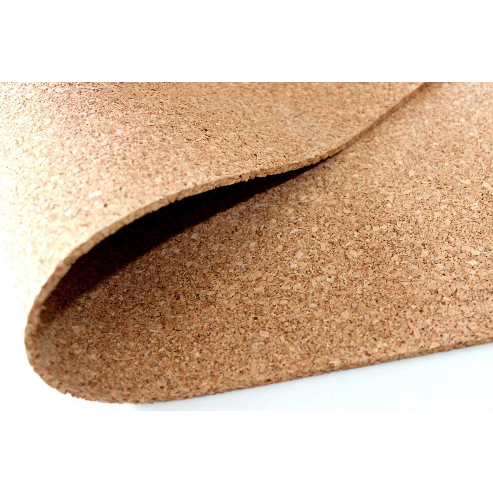 Pinnwand Korkplatte 50-300 cm Länge 6 mm Stärke Trittschalldämmung Dämmplatte