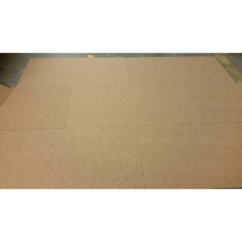 Rollenkork zuschnitt 1 x 1 m 4 mm st rke 1m 5 35 for Roller raumplaner