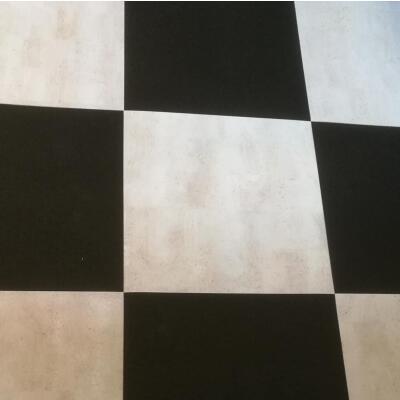 Carreau de sol en liège 45 x 45cm 3mm noir, 16,50 €