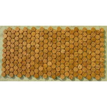 30 Platten 2.Wahl Korkmosaik versiegelt 60 x 30cm...