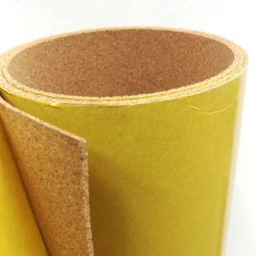 self-adhesive cork thickness 2mm