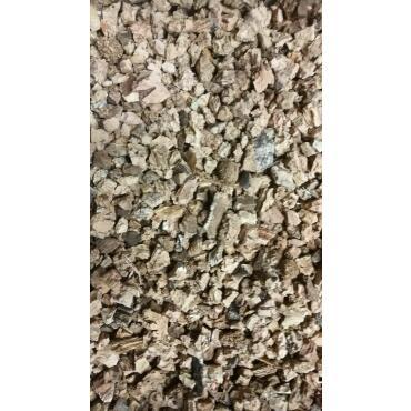 Korkgranulat 10 l | Körnung 2 - 14 mm (grob)
