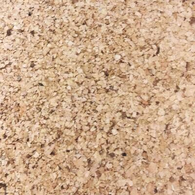 Cork board100 x 50 x 1 cm (10 mm thickness) | rustic + sanded