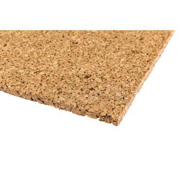 Cork board100 x 50 x 1 cm (10 mm thickness) | rustic +...