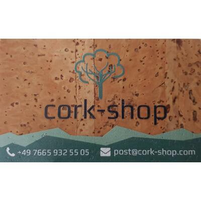 Hochwertiges Korkpapier Für Besondere Visitenkarten 4 99