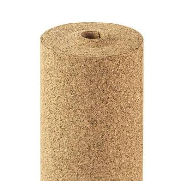 Roller cork 4 mm | 1m² [cut] (100x100 cm, 1 piece)