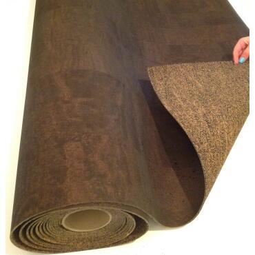 """Cork carpet """"Pear"""" 1,4 m x Custom length"""