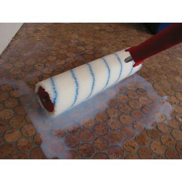 Korkwasserlack Korksiegel/Korklack Versiegelung matt 1l