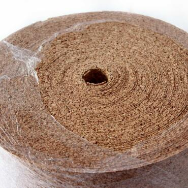 Roll cork 2mm | 10 m² (10x1 m)